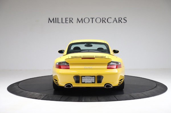 Used 2004 Porsche 911 Turbo for sale Sold at Rolls-Royce Motor Cars Greenwich in Greenwich CT 06830 24