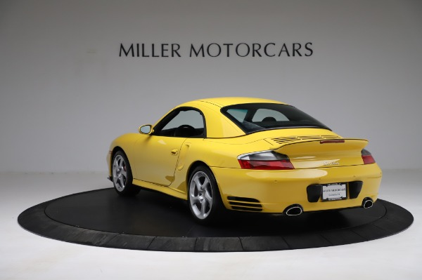Used 2004 Porsche 911 Turbo for sale Sold at Rolls-Royce Motor Cars Greenwich in Greenwich CT 06830 25