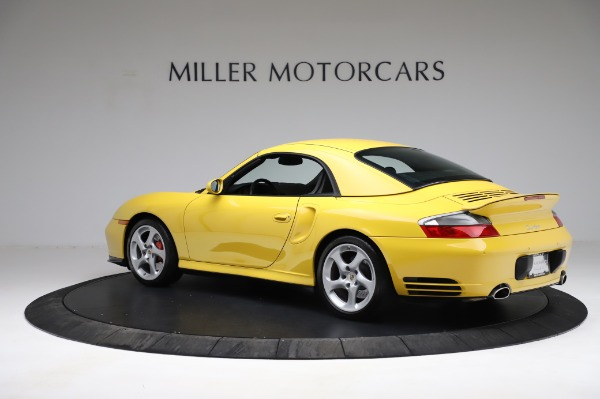 Used 2004 Porsche 911 Turbo for sale Sold at Rolls-Royce Motor Cars Greenwich in Greenwich CT 06830 26