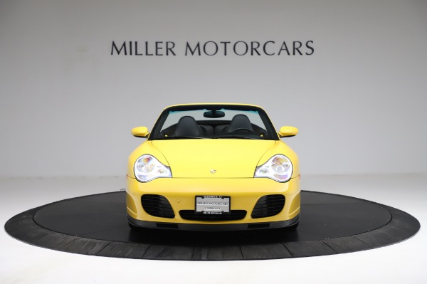 Used 2004 Porsche 911 Turbo for sale Sold at Rolls-Royce Motor Cars Greenwich in Greenwich CT 06830 3