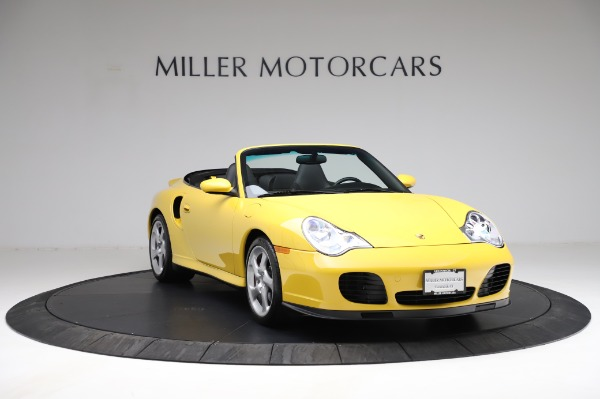 Used 2004 Porsche 911 Turbo for sale Sold at Rolls-Royce Motor Cars Greenwich in Greenwich CT 06830 4