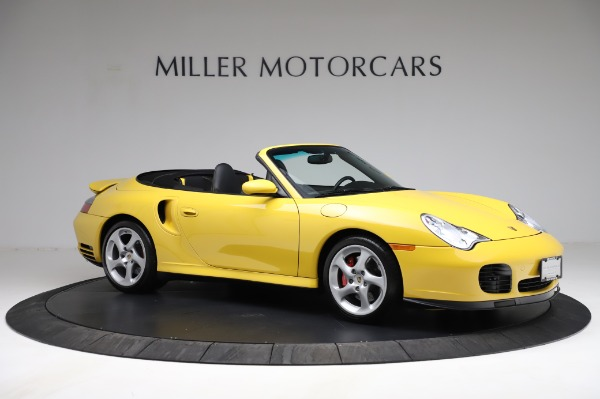 Used 2004 Porsche 911 Turbo for sale Sold at Rolls-Royce Motor Cars Greenwich in Greenwich CT 06830 5