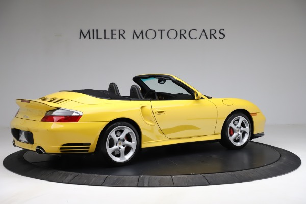 Used 2004 Porsche 911 Turbo for sale Sold at Rolls-Royce Motor Cars Greenwich in Greenwich CT 06830 7