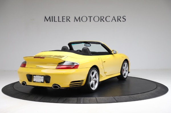 Used 2004 Porsche 911 Turbo for sale Sold at Rolls-Royce Motor Cars Greenwich in Greenwich CT 06830 8