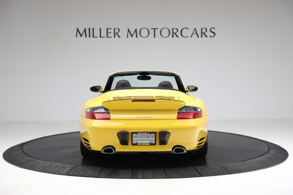 Used 2004 Porsche 911 Turbo for sale Sold at Rolls-Royce Motor Cars Greenwich in Greenwich CT 06830 9