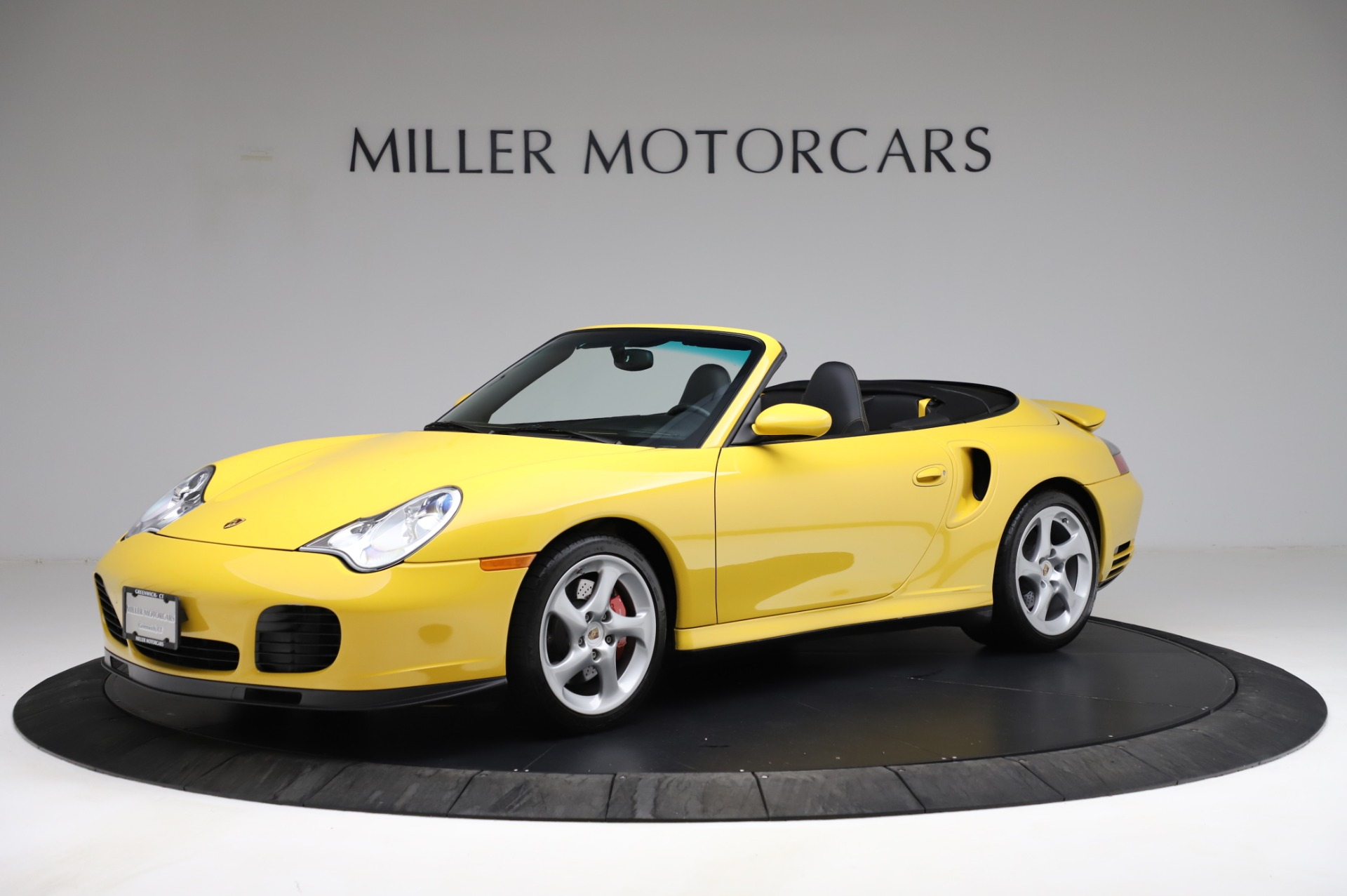 Used 2004 Porsche 911 Turbo for sale Sold at Rolls-Royce Motor Cars Greenwich in Greenwich CT 06830 1