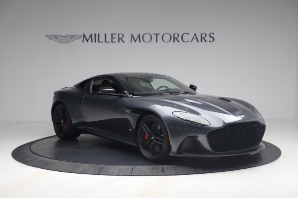 Used 2019 Aston Martin DBS Superleggera for sale $279,990 at Rolls-Royce Motor Cars Greenwich in Greenwich CT 06830 10