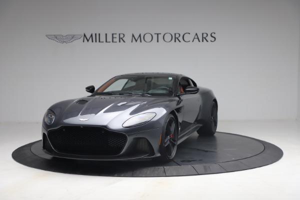 Used 2019 Aston Martin DBS Superleggera for sale $279,990 at Rolls-Royce Motor Cars Greenwich in Greenwich CT 06830 12