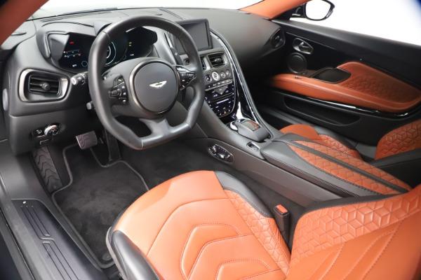 Used 2019 Aston Martin DBS Superleggera for sale $279,990 at Rolls-Royce Motor Cars Greenwich in Greenwich CT 06830 13