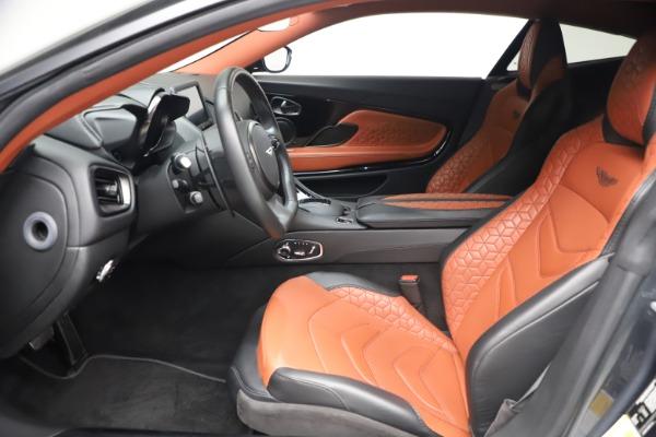 Used 2019 Aston Martin DBS Superleggera for sale $279,990 at Rolls-Royce Motor Cars Greenwich in Greenwich CT 06830 14