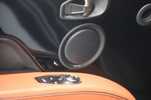 Used 2019 Aston Martin DBS Superleggera for sale $279,990 at Rolls-Royce Motor Cars Greenwich in Greenwich CT 06830 17