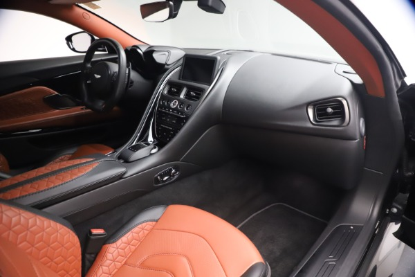 Used 2019 Aston Martin DBS Superleggera for sale $279,990 at Rolls-Royce Motor Cars Greenwich in Greenwich CT 06830 19