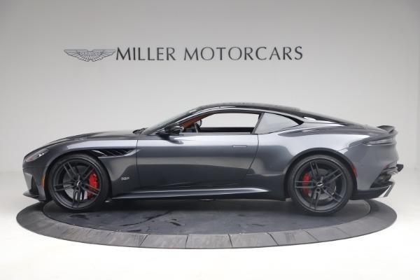 Used 2019 Aston Martin DBS Superleggera for sale $279,990 at Rolls-Royce Motor Cars Greenwich in Greenwich CT 06830 2