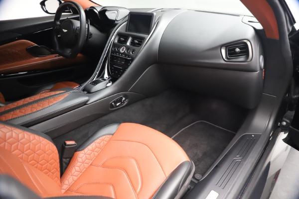 Used 2019 Aston Martin DBS Superleggera for sale $279,990 at Rolls-Royce Motor Cars Greenwich in Greenwich CT 06830 20