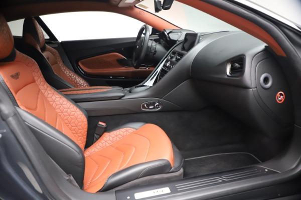 Used 2019 Aston Martin DBS Superleggera for sale $279,990 at Rolls-Royce Motor Cars Greenwich in Greenwich CT 06830 21