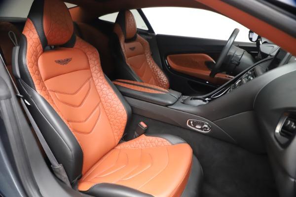 Used 2019 Aston Martin DBS Superleggera for sale $279,990 at Rolls-Royce Motor Cars Greenwich in Greenwich CT 06830 22