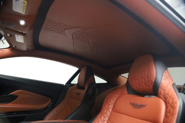 Used 2019 Aston Martin DBS Superleggera for sale $279,990 at Rolls-Royce Motor Cars Greenwich in Greenwich CT 06830 23