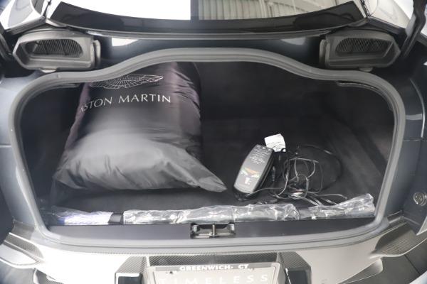 Used 2019 Aston Martin DBS Superleggera for sale $279,990 at Rolls-Royce Motor Cars Greenwich in Greenwich CT 06830 24