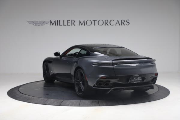 Used 2019 Aston Martin DBS Superleggera for sale $279,990 at Rolls-Royce Motor Cars Greenwich in Greenwich CT 06830 4