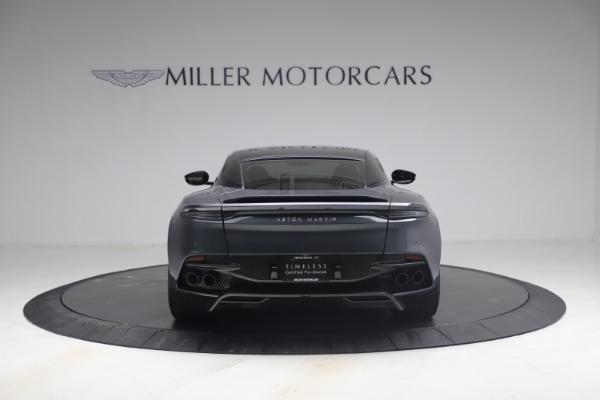 Used 2019 Aston Martin DBS Superleggera for sale $279,990 at Rolls-Royce Motor Cars Greenwich in Greenwich CT 06830 5