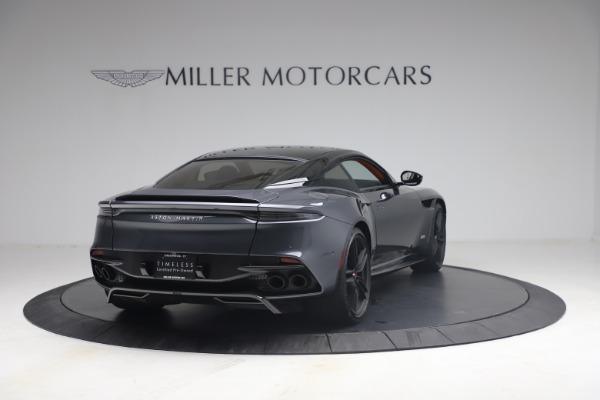 Used 2019 Aston Martin DBS Superleggera for sale $279,990 at Rolls-Royce Motor Cars Greenwich in Greenwich CT 06830 6