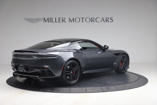 Used 2019 Aston Martin DBS Superleggera for sale $279,990 at Rolls-Royce Motor Cars Greenwich in Greenwich CT 06830 7