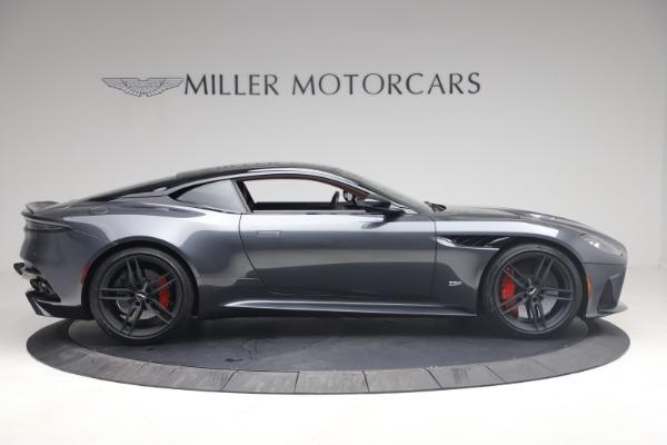 Used 2019 Aston Martin DBS Superleggera for sale $279,990 at Rolls-Royce Motor Cars Greenwich in Greenwich CT 06830 8