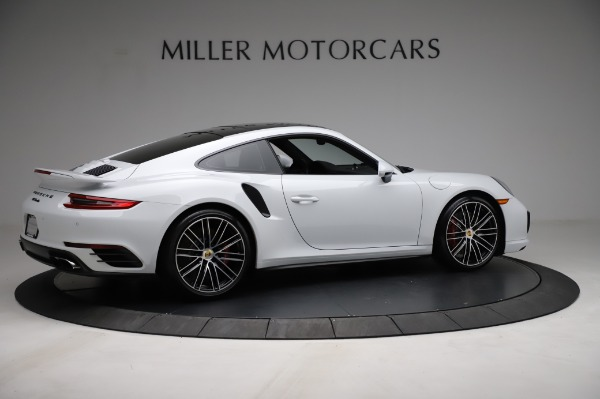 Used 2018 Porsche 911 Turbo for sale $159,990 at Rolls-Royce Motor Cars Greenwich in Greenwich CT 06830 11