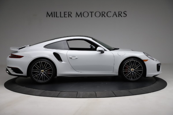 Used 2018 Porsche 911 Turbo for sale $159,990 at Rolls-Royce Motor Cars Greenwich in Greenwich CT 06830 12
