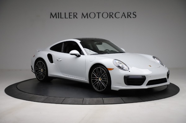 Used 2018 Porsche 911 Turbo for sale $159,990 at Rolls-Royce Motor Cars Greenwich in Greenwich CT 06830 14