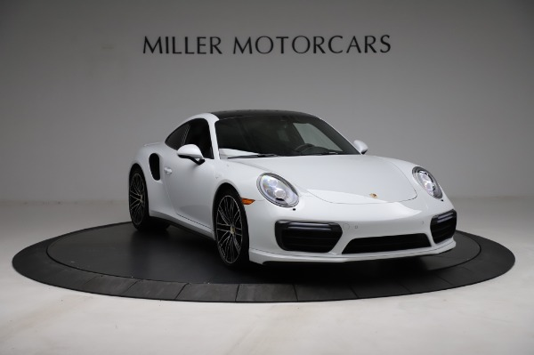Used 2018 Porsche 911 Turbo for sale $159,990 at Rolls-Royce Motor Cars Greenwich in Greenwich CT 06830 15