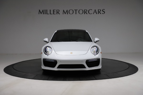Used 2018 Porsche 911 Turbo for sale $159,990 at Rolls-Royce Motor Cars Greenwich in Greenwich CT 06830 16