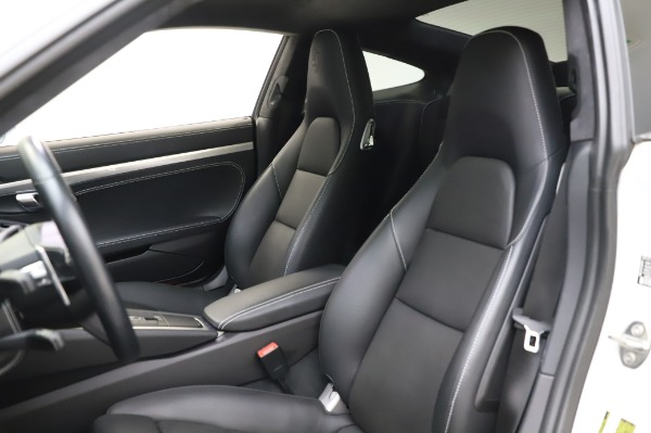 Used 2018 Porsche 911 Turbo for sale $159,990 at Rolls-Royce Motor Cars Greenwich in Greenwich CT 06830 18