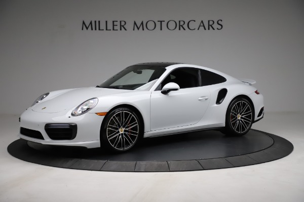Used 2018 Porsche 911 Turbo for sale $159,990 at Rolls-Royce Motor Cars Greenwich in Greenwich CT 06830 2