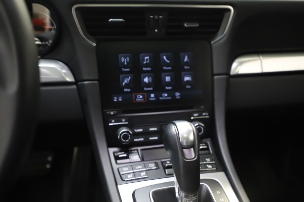 Used 2018 Porsche 911 Turbo for sale $159,990 at Rolls-Royce Motor Cars Greenwich in Greenwich CT 06830 20