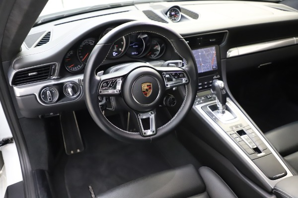 Used 2018 Porsche 911 Turbo for sale $159,990 at Rolls-Royce Motor Cars Greenwich in Greenwich CT 06830 22