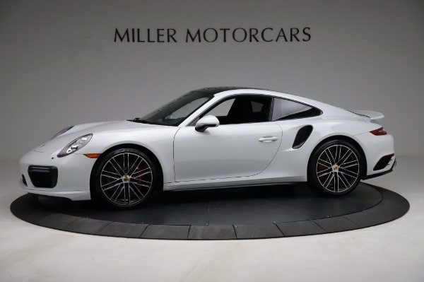 Used 2018 Porsche 911 Turbo for sale $159,990 at Rolls-Royce Motor Cars Greenwich in Greenwich CT 06830 3