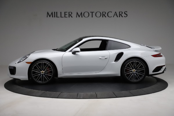 Used 2018 Porsche 911 Turbo for sale $159,990 at Rolls-Royce Motor Cars Greenwich in Greenwich CT 06830 4