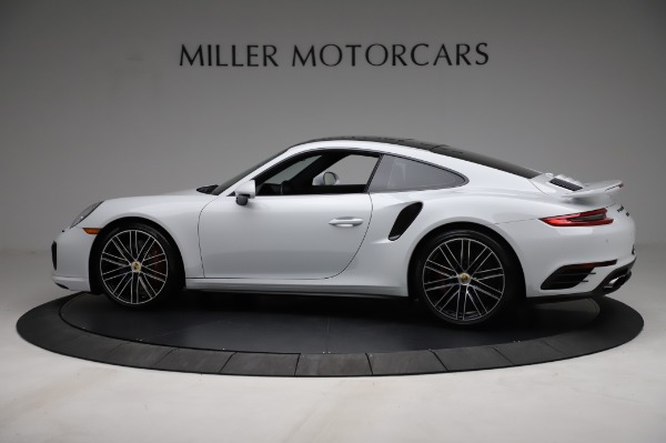 Used 2018 Porsche 911 Turbo for sale $159,990 at Rolls-Royce Motor Cars Greenwich in Greenwich CT 06830 5
