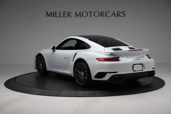 Used 2018 Porsche 911 Turbo for sale $159,990 at Rolls-Royce Motor Cars Greenwich in Greenwich CT 06830 7