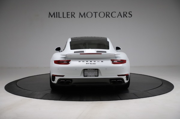 Used 2018 Porsche 911 Turbo for sale $159,990 at Rolls-Royce Motor Cars Greenwich in Greenwich CT 06830 8
