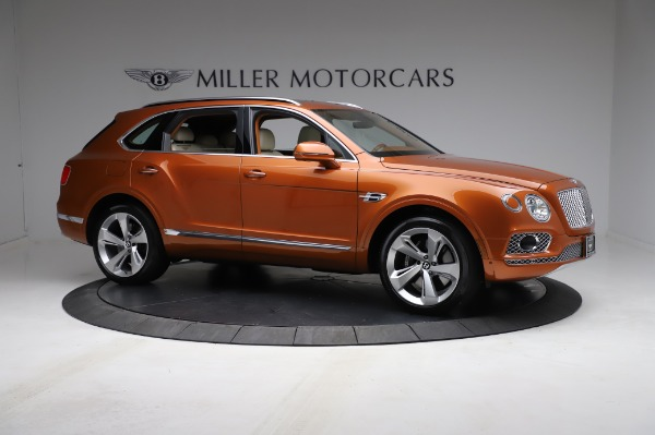 Used 2018 Bentley Bentayga Onyx Edition for sale $149,900 at Rolls-Royce Motor Cars Greenwich in Greenwich CT 06830 10