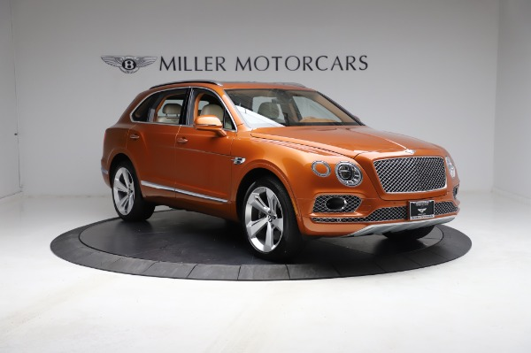 Used 2018 Bentley Bentayga Onyx Edition for sale $149,900 at Rolls-Royce Motor Cars Greenwich in Greenwich CT 06830 11