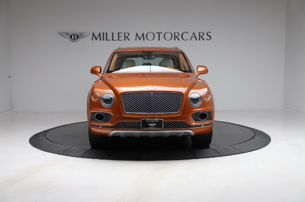 Used 2018 Bentley Bentayga Onyx Edition for sale $149,900 at Rolls-Royce Motor Cars Greenwich in Greenwich CT 06830 12