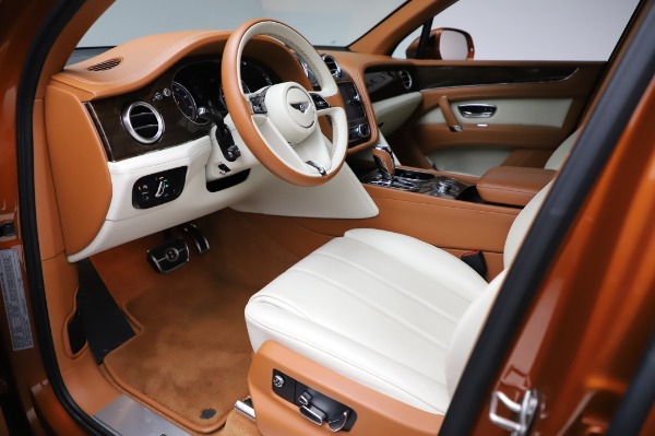 Used 2018 Bentley Bentayga Onyx Edition for sale $149,900 at Rolls-Royce Motor Cars Greenwich in Greenwich CT 06830 17