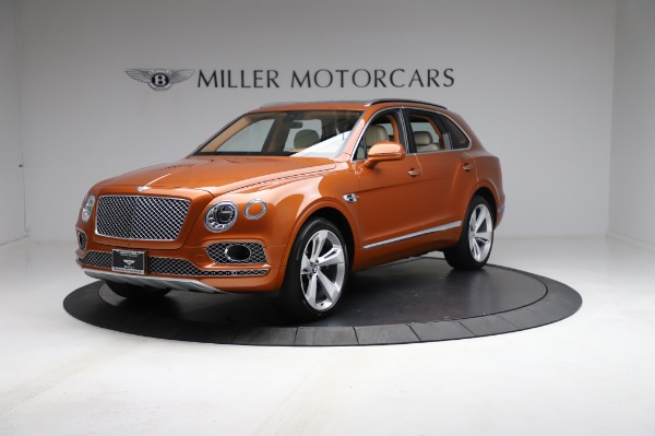 Used 2018 Bentley Bentayga Onyx Edition for sale $149,900 at Rolls-Royce Motor Cars Greenwich in Greenwich CT 06830 2