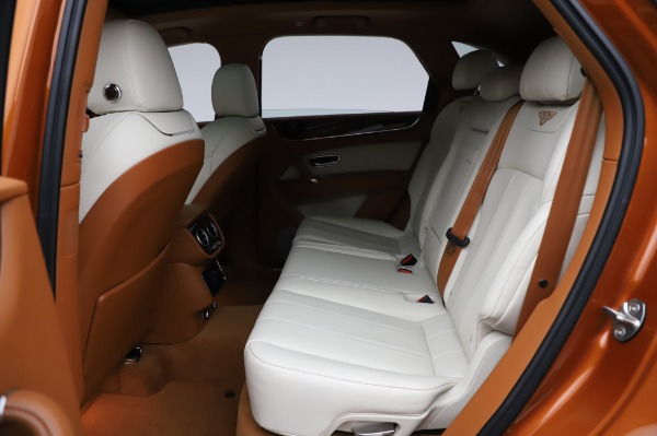 Used 2018 Bentley Bentayga Onyx Edition for sale $149,900 at Rolls-Royce Motor Cars Greenwich in Greenwich CT 06830 22