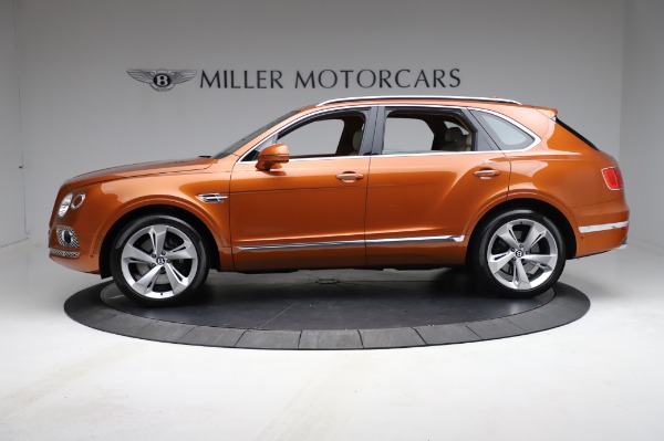 Used 2018 Bentley Bentayga Onyx Edition for sale $149,900 at Rolls-Royce Motor Cars Greenwich in Greenwich CT 06830 3