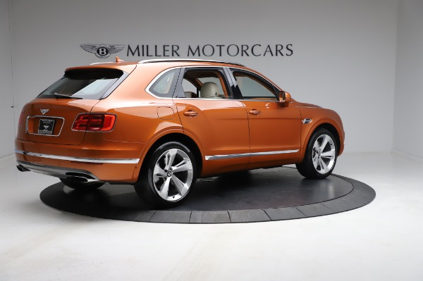 Used 2018 Bentley Bentayga Onyx Edition for sale $149,900 at Rolls-Royce Motor Cars Greenwich in Greenwich CT 06830 8