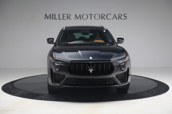New 2021 Maserati Levante S Q4 GranSport for sale Call for price at Rolls-Royce Motor Cars Greenwich in Greenwich CT 06830 12